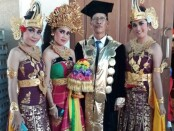 Direktur Poltek G2 Singaraja Ir. AAN Adhi Jaya, M.Kom - foto: ITB STIKOM Bali