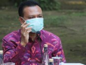 Ketua Harian Gugus Tugas Percepatan Penanganan Covid-19 Provinsi Bali yang juga Sekretaris Daerah Provinsi Bali Dewa Made Indra - foto: Istimewa
