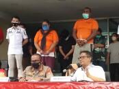 Polda Metro Jaya mengamankan pengelola tempat usaha hiburan di Jakarta yang terbukti melanggar aturan PPKM Darurat Jawa-Bali - foto: Istimewa