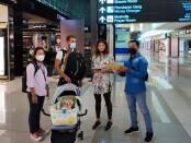 Seksi Intelijen dan Penindakan Keimigrasian Kantor Imigrasi Kelas I TPI Denpasar melaksanakan kegiatan pendeportasian warga negara Rusia - foto: Istimewa