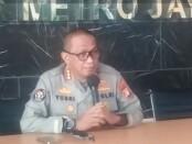 Kabid Humas Polda Metro Jaya Kombes Pol Yusri - foto: Istimewa