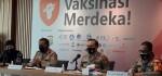 Jelang HUT RI, Vaksinasi Merdeka di DKI Jakarta Capai Target 96,5 Persen