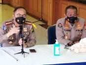 Dirlantas Polda Metro Jaya Kombes Sambodo Purnomo Yugo bersama Kabidhumas Kombes Yusri Yunus - foto: Istimewa