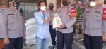 Tahap Kedua Bantuan Covid-19, Polsek Dentim Distribusikan 700 Paket Sembako