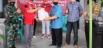 Kanwil Kemenkumham Jateng Bagikan 500 Paket Sembako