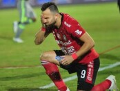 Ilija Spasojevic dkk kedatangan sponsor baru untuk kompetisi Liga 1 2021/2022