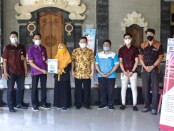 Sosialisasi QRCode di Banjar Merta Nadhi, Desa Dangin Puri Kangin, Denpasar Utara - foto: Istimewa