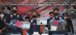 Ditangkap Polisi, 2 Copet di Lift cuma Tertunduk Lesu