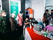 Menteri Perhubungan Republik Indonesia Budi Karya Sumadi saat melakukan kunjungan kerja ke Kabupaten Purworejo, Minggu (28/08/2021) - foto: Sujono/Koranjuri.com