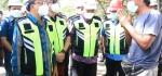 Tinjau Proyek Pelabuhan Sanur, Koster Ingatkan Kontraktor Penuhi Komitmen Kerja