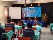 Workshop Penguatan Karakter SMK Pusat Keunggulan di SMK TI Kartika Cendekia Purworejo, Kamis (09/09/2021) - foto: Sujono/Koranjuri.com