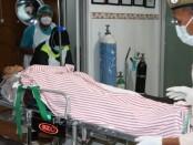 Korban KST Papua dirawat di Rumah Sakit TK II Marthen Indey Jayapura - foto: Istimewa