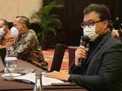 Pemerintah Indonesia bersama Pemerintah Provinsi Bali melakukan pembahasan dengan tim PBB dalam persiapan KTT G20 yang puncaknya berlangsung di Bali tahun 2022 - foto: Istimewa