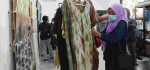 Pewarnaan Alam Produk Fesyen Pagi Motley Diminati Pasar Asing