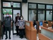 Bupati Purworejo Agus Bastian saat melakukan monitoring Seleksi Kompetensi PPPK Tenaga Kesehatan (Nakes) di LPMPP UNY, Jum'at (08/10/2021) - foto: Sujono/Koranjuri.com