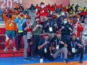 Tim Tarung Derajat Bali mengkoleksi 4 emas di PON Papua - foto: Istimewa