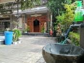 Sarana cuci tangan yang disiapkan di sekolah - foto: Koranjuri.com