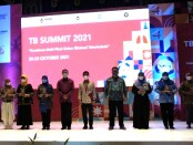 Bali menjadi tuan rumah Tuberculosis Summit 2021 yang berlangsung di The Stones Hotel, Kuta, 20-23 Oktober 2021 - foto: Istimewa