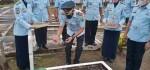 HDKD 2021, LPKA Kutoarjo Ziarah dan Tabur Bunga di Makam Pahlawan