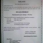 Lelayu - youtube