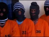 Tiga diantara tujuh pelaku pengedar narkoba adalah residivis  - foto: Alit