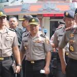 """Budi Gunawan: """"Belajar dari Bom Bali I dan II serta hasil pemantauan kita, maka sekali lagi daerah-daerah tertentu memang menjadi target."""" - foto: IB Alit"""