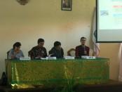 Rapat Koordinasi Pilkada Berintegritas dan Pencegahan Gratifikasi bagi Penyelenggara Pilkada di Kantor KPU Bali - foto: Koranjuri.com