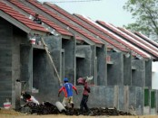Ilustrasi rumah sederhana   housing-estate.com