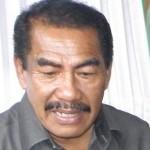 Bupati Rote Ndao, Leonard Haning - foto: Isak Doris Faot
