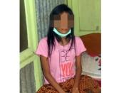 Perempuan korban traficking yang saat ini dalam perawatan RSUD Kebumen karena mengidap HIV/AIDS - foto: Sujono/Koranjuri.com