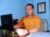 Direktur PDAM Purworejo, Hermawan Wahyu Utomo, ST
