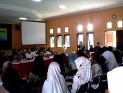 Pelatihan Ketrampilan Berbasis Kompetensi yang diselenggarakan oleh UPT-LLK Dinsosnakertrans Kabupaten Purworejo - foto: Sujono/Koranjuri.com