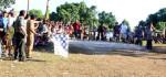 Ratusan Pebalap Sepeda Grasstrack Bertarung di Lentera Cup I