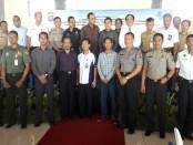 Rapat koordinasi penanggulangan dan penindakan terhadap tindak pidana penyelundupan, barang, tumbuhan dan satwa di wilayah Bali, Selasa, 26 April 2016 - foto: ist/Koranjuri.com