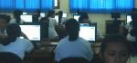 Menit Pertama UNBK, Listrik di SMKN 2 Denpasar Anjlok