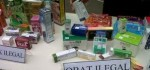 Puluhan Ribu Produk Ilegal Diamankan BPOM Denpasar