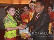 Salah satu parameter keberhasilan sekolah kejuruan adalah terserapnya tamatan di dunia kerja -foto: Wahyu Siswadi/Koranjuri.com