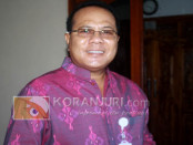 Rektor IKIP PGRI Bali, Dr. I Made Suarta, S.H., M.Hum - foto: Koranjuri.com