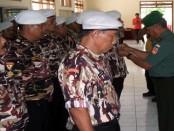 Pelantikan pengurus FKPPI 1108 Kabupaten Purworejo tahun 2016-2021 di gedung Loka Adi Bina, Minggu (7/8/2016) – foto: Sujono/Koranjuri.com