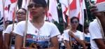 Kirab Merah Putih Tolak Reklamasi Teluk Benoa, Desa Adat: Kami Bagian dari NKRI