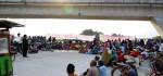 Warga Empat Desa di Boyolali Demo Dibawah Proyek Tol Soker