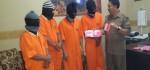 Penangkapan Kurir Narkoba dari Tukang Bakso Hingga Sekuriti Bandara
