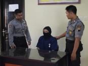 Wagiran warga Keburusan, Pituruh yang diamankan polisi - foto: Sujono/Koranjuri.com