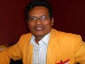 Ketua terpilih DPD Partai Golkar Kabupaten Bantul periode 2016-2021, Paidi, S.Pd - foto: Lanjar Artama/Koranjuri.com
