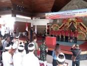 Pengukuhan Panitia Induk Porprov Bali XIII 2017 di Balai Budaya Gianyar - foto: Istimewa