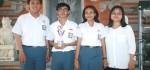 Tim SMANSA Denpasar Raih Juara III di Ajang Veterinary Olimpiad 2016