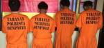Asik 'Tenggo', Pemakai Sabu Digerebek Polisi
