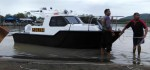 Polair Polres Kebumen Dapat Tambahan Speed Boat dari Mabes Polri