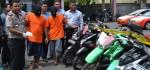 Puluhan Kali Beraksi, Pencuri Motor Tak Berkutik di Polres Badung