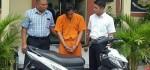 Tersangka Kasus Curanmor Ditangkap Setelah 5 Bulan Buron